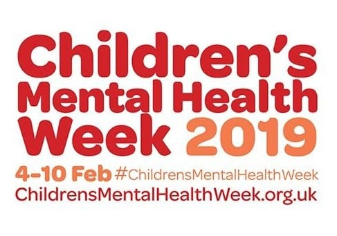Children's Mental Health week poster competition