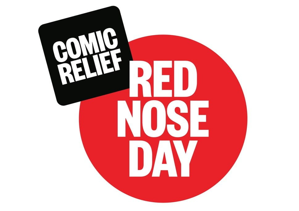 Comic Relief Day reminder – Friday 15 March 2019