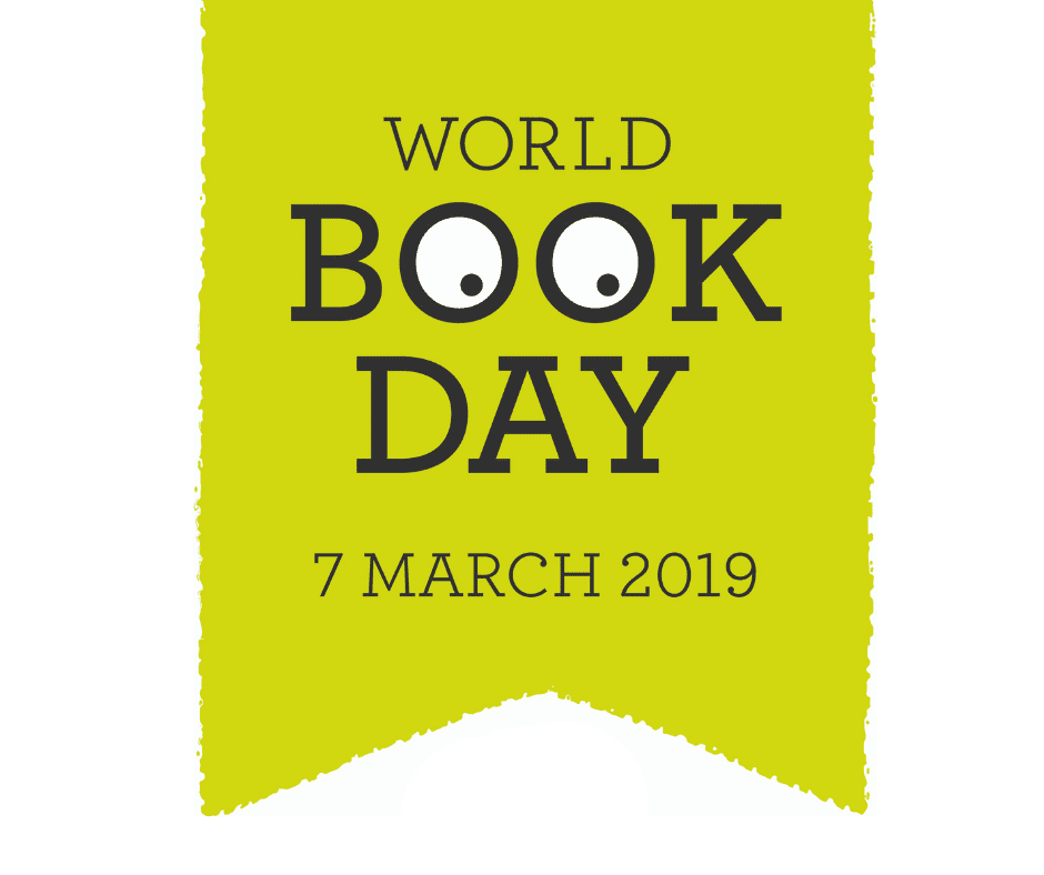 Getting excited for World Book Day!