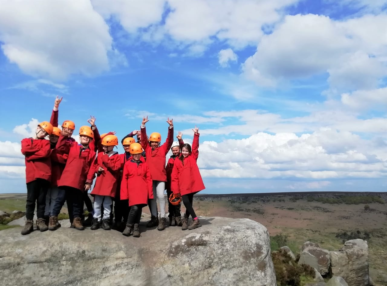 Thrilling week at Hagg Farm for our year 6 pupils
